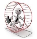 3DMan-Running in Circles