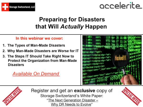 3823 Webinar - Accelerite Preparing For Disasters That Will Actually Happen-OD