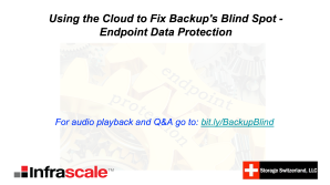 Revamping Your Endpoint Protection Strategy to Minimize